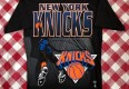 1992 New York Knicks Teamwork NBA Shirt Size Large