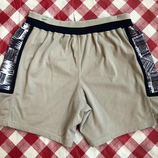 90's Georgetown Hoyas Authentic Nike NCAA Shorts Size XXL