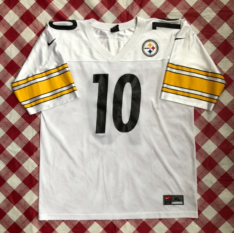 b3bfa628974 1997 Kordell Stewart Pittsburgh Steelers Nike NFL Jersey Size XL ...