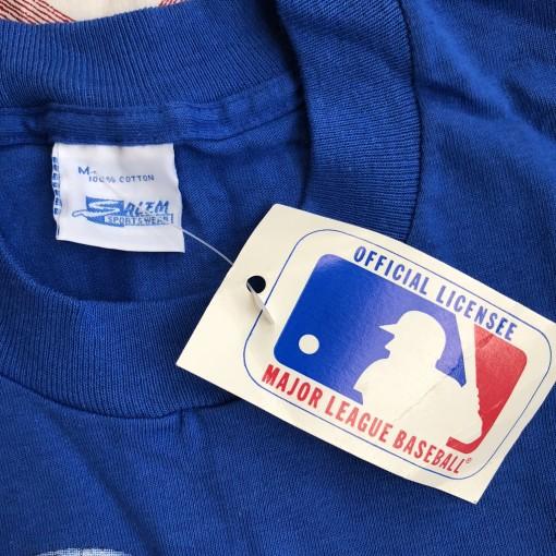 1990 Bo Jackson KC Royals Salem Sportswear MLB T Shirt Size Medium
