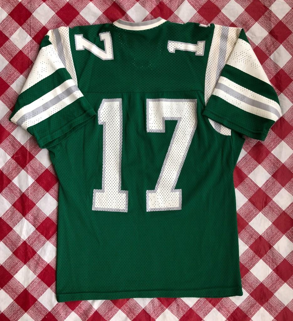 d7c31a4384e 80's Harold Carmicheal Philadelphia Eagles Sandknit NFL Jersey Size Medium  | Rare Vntg
