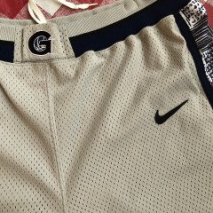 90's Georgetown Hoyas Authentic Nike NCAA Shorts Size XXL