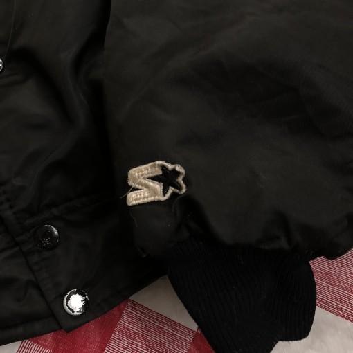 Vintage 90s Pittsburgh Steelers starter satin nfl jacket size xl
