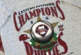 1993 Philadelphia Phillies Divison Champs MLB T Shirt Size Large