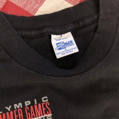 1992 Dream Team USA Barcelona Olympics Champions Salem T Shirt Size Large