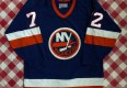 1993 Ron Hextall New York Islanders CCM NHL Jersey Size 48