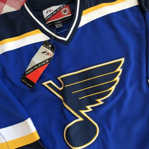 1998 St. Louis Blues Pro Player NHL Jersey Size XL