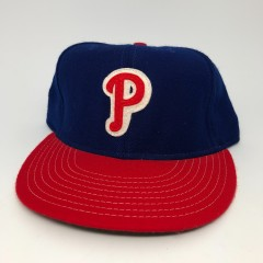 f5c244c2b76 1946-49 Philadelphia Phillies ANNCO MLB Retro Fitted Hat Size 7 3 8
