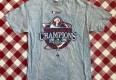 2008;Philadelphia Phillies World Series Champs Majestic MLB T Shirt Size Large