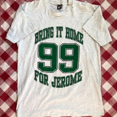 1992 Bring It Home For Jerome Philadelphia Eagles NFL T Shirt