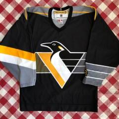 90's Pittsburgh Penguins Robo Alternate Koho NHL Jersey Size Medium