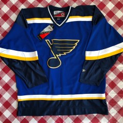 1998 St. Louis Blues Pro Player NHL Jersey Size XL