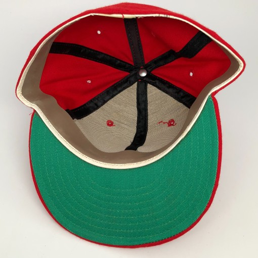 1950-69 Philadelphia Phillies New Era MLB Retro Fitted Hat Size 7 1/8