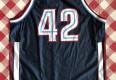 1997 Jason Lawson Villanova Wildcats Nike NCAA Jersey Size XL
