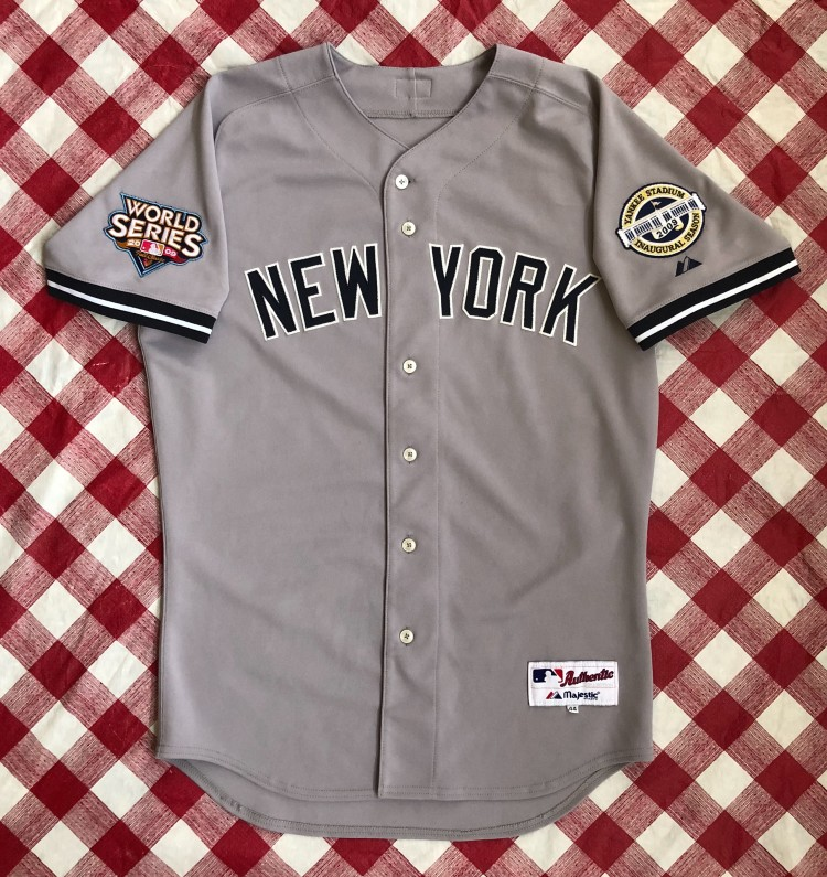 new arrival 8534e 92096 2009 Alex Rodriguez New York Yankees World Series Majestic Authentic MLB  Jersey Size 44