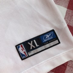 2002 Allen Iverson Philadelphia Sixers 76ers Reebok NBA All Star Jersey Size XL