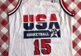 1992 Magic Johnson Team USA Dream Team Champion Jersey Size 44