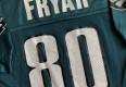 1996 Irving Fryar Philadelphia Eagles Champion NFL Jersey Size 40