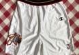 2001 Philadelphia Sixers 76ers Authentic Champion NBA Shorts Size Large