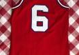 80's Julius Erving Philadelphia Sixers Authentic Sandknit NBA Jersey Size Medium