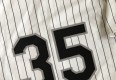 1991 Frank Thomas Chicago White Sox Authentic Rawlings MLB White Jersey Size 48