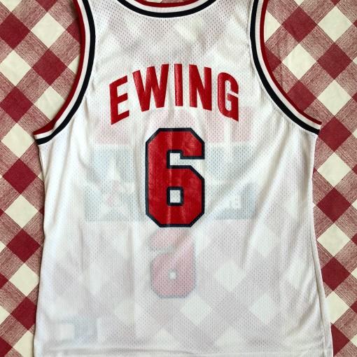 1992 Patrick Ewing Team USA Dream Team Champion Jersey Size 40
