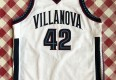 1997 Jason Lawson Villanova Wildcats Authentic Nike NCAA Jersey Size 48