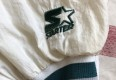 90's Philadelphia Eagles Starter NFL White Pullover Jacket Size Large