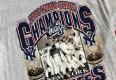1998 New York Yankees World Series Champs Grey MLB T-shirt Size XL