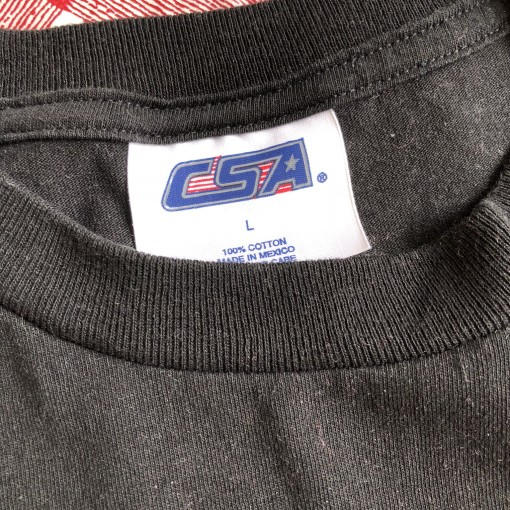 1997 Philadelphia Eagles CSA NFL T-Shirt Size Large