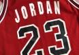 1991 Michael Jordan Chicago Bulls Authentic Champion NBA Jersey Size 44