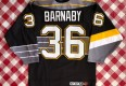 90's Matthew Barnaby Pittsburgh Penguins CCM NHL Jersey Size Medium