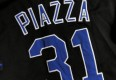 90's Mike Piazza New York Mets Russell MLB Jersey Size Large