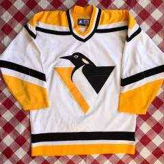 90's Pittsburgh Penguins Starter NHL Jersey Size Medium
