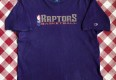 1996 Toronto Raptors Champion NBA Authentic Practice T-Shirt Size XL