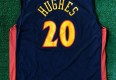 2000 Larry Hughes Golden State Warriors Champion NBA Jersey Size 44