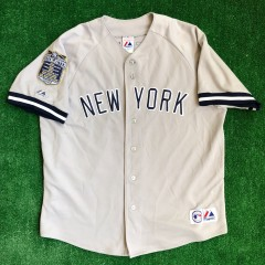2006 Derek Jeter New York Yankees Limited Edition Majestic MLB Jersey Size XL