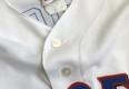 2001 Alex Rodriguez Texas Rangers Majestic MLB Jersey Size XXL