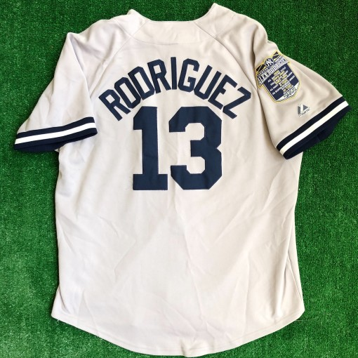 2006 Alex Rodriguez New York Yankees Limited Edition Majestic MLB Jersey Size XL