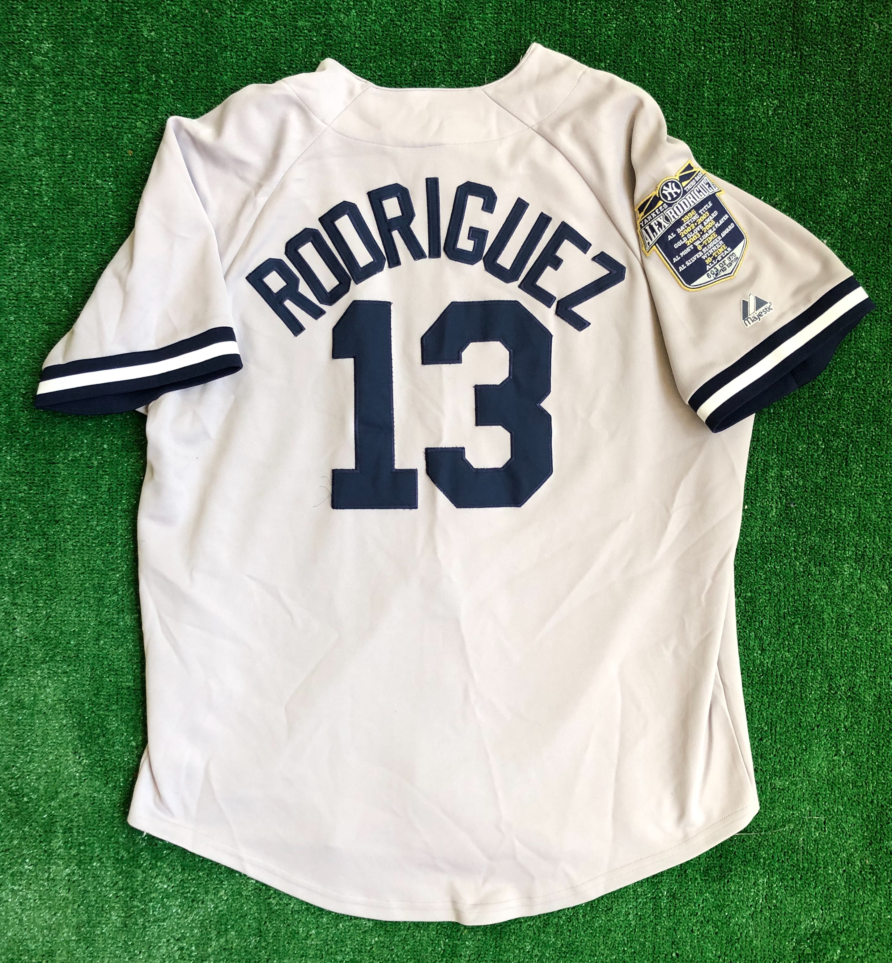 low priced cafb7 6a6a8 2006 Alex Rodriguez New York Yankees Limited Edition Majestic MLB Jersey  Size XL