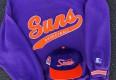 Vintage 90's Phoenix suns starter script crewneck sweatshirt size xl