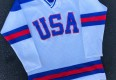 vintage 1980 team usa olympic hockey jersey size medium