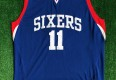 2014 Joel Embiid Philadelphia Sixers 76ers Adidas Rookie swingman jersey size small medium large