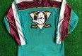 vintage 90's Anaheim mighty ducks starter nhl jersey alternate