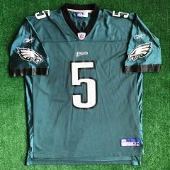 2002 Donovan McNabb Philadelphia Eagles Reebok NFL Jersey Size XL