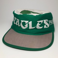 vintage 1980's Philadelphia Eagles nfl painters hat cap