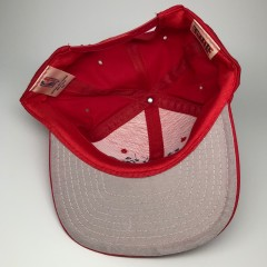 vintage 90's Philadelphia sixers nba snapback hat cap