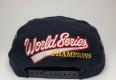 vintage 90's New York Yankees World Series Champions american needle snapback hat