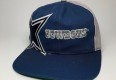 vintage 90's Dallas cowboys nfl snapack hat
