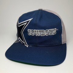 vintage 90's Dallas cowboys nfl snapack hat